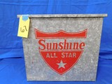 SUNSHINE MILK BOTTLE COOLER