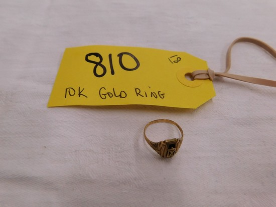 1944 CLASS RING 10K GOLD