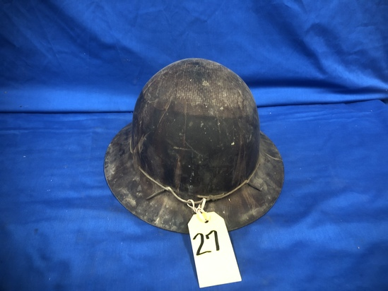EARLY MSA SKULLGARD MINING HELMET