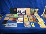 FLAT OF VARIOUS SEED & FARM NOTE BOOKS