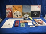 FLAT OF VARIOUS IH COLLECTIBLES