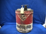 SKELLY QUALITY OILS 5GAL CAN