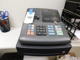 SHARP XE-A 106 CASH REGISTER