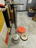 JOHNSON'S WAX ALL PURPOSE MAINTENANCE MACHINE / FLOOR SCRUBBER