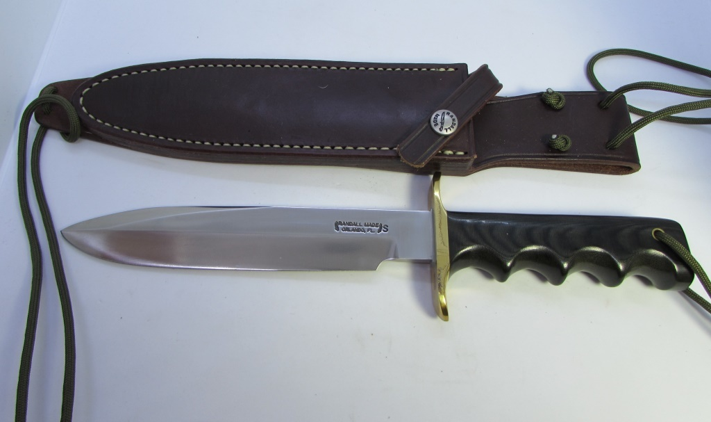 RANDALL #16 W KNIFE DIVING FIGHTING STAINLESS