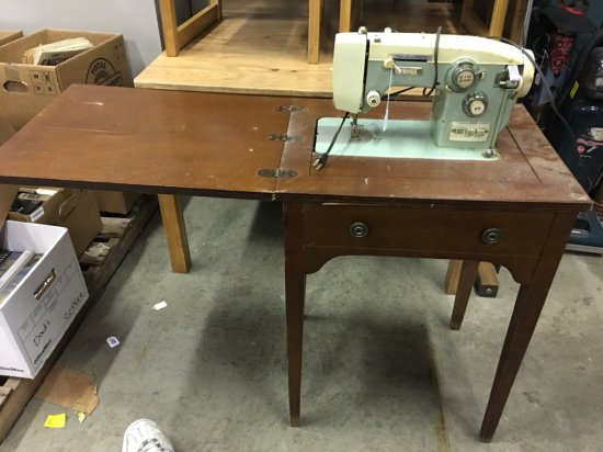 Vintage ElectroHygiene Sewing Auctions Online Proxibid Awesome Electro Hygiene Sewing Machine
