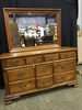 Tell City Maple Dresser