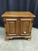 Tell City Maple 2-Door Cabinet