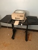 Apollo Concept Overhead Projector W/Wheeled Cart, Cafeteria