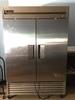 True Reach-In Refrigerator Model T-49, Cafeteria