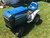 Ford 145 Garden Tractor W/Mower & Snow Plow Blade Image 2
