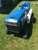 Ford 145 Garden Tractor W/Mower & Snow Plow Blade Image 3
