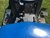 Ford 145 Garden Tractor W/Mower & Snow Plow Blade Image 5