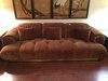 Vintage 70's Tufted Couch