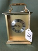 """President"" Quartz Carriage Clock-Made In Germany"