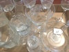 Vintage Glassware: Glasses, Shakers, & More As Shown