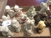 Misc. Figurines Incl. Older Santa Claus