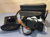 Kowa SE 35MM Camera with Leather Case/Protector