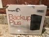 Seagate 2 TB/TO Backup-Unused in box