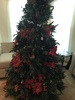 7' Tall Imitation Christmas Tree