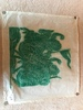 Thailand Woodblock Print On Rice Paper Of Warriors