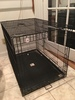 Metal Dog Kennel/Crate