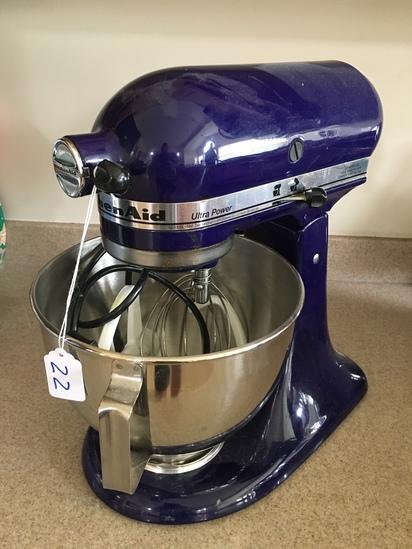 Kitchenaid Mixer Model Ksm90bu Auctions Online Proxibid