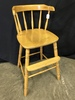 Wooden Windsor Back Youth Chair