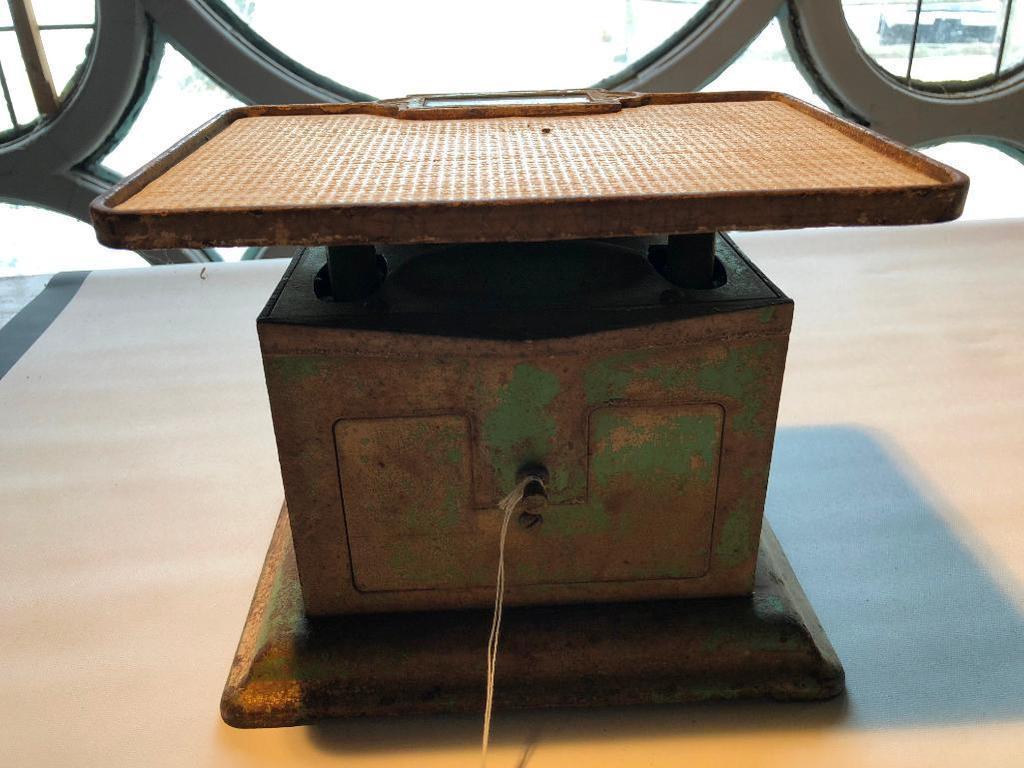 Antique Cast Iron Scales