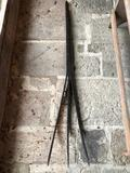 Antique Primitive 3-Tine Wooden Pitch Fork