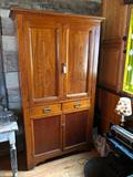 Antique Kitchen Cupboard