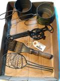 Group Of (5) Vintage Kitchen Utensils