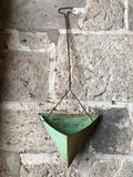 Vintage, Advertising Dust Pan, Shawnee Food Market, Approx. 34 Inches Tall
