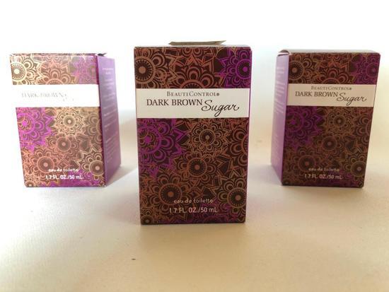 Three BeautiControl, Eau De Toilette, Brown Sugar, New Product