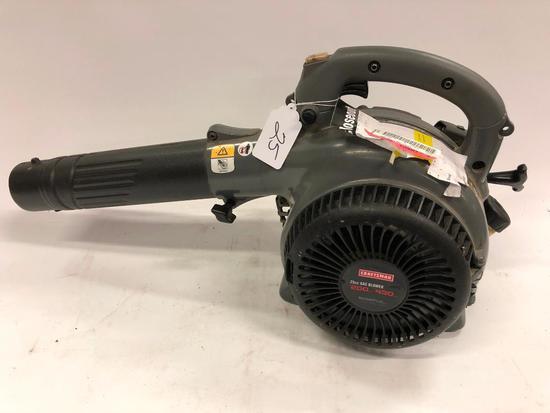 Craftsman 25cc Gas Blower