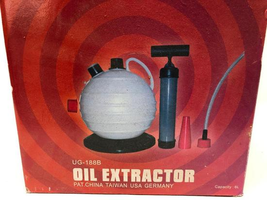 Smart Tool OIl Extractor