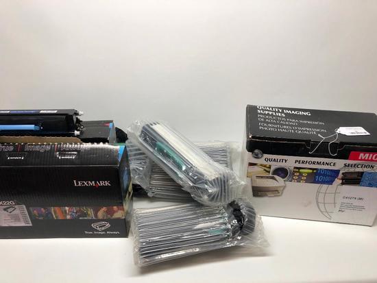 Micr & Lexmark Ink Cartridges