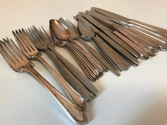 Group of Flatware