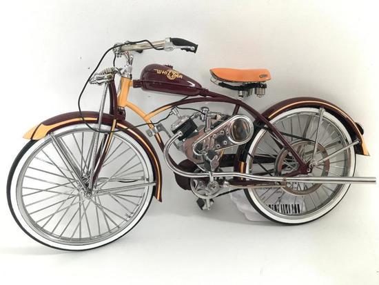 Whizzer Replica Die-Cast Bike