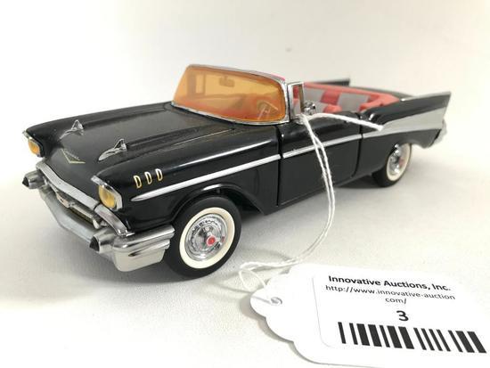 Franklin Mint Precision Model: 1957 Chevrolet Bel-Air Convertible