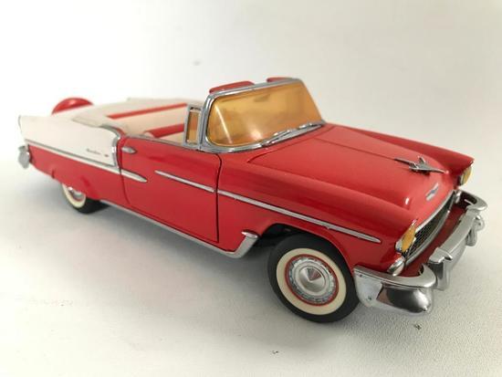 Franklin Mint Precision Model: 1955 Chevrolet Bel-Air Convertible