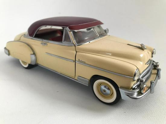 Franklin Mint Precision Model: 1950 Chevrolet Bel-Air Convertible