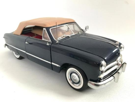 Franklin Mint Precision Model: 1949 Ford Convertible