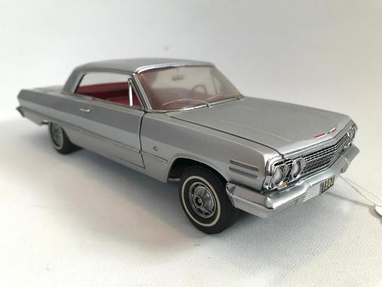 Franklin Mint Precision Model: 1963 Chevrolet Impala