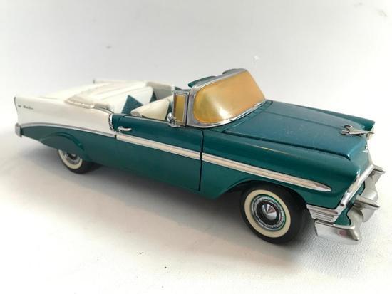 Franklin Mint Precision Model: 1956 Chevrolet Bel-Air Convertible