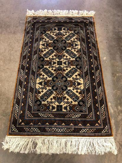 Turkish Handmade Silk Carpet