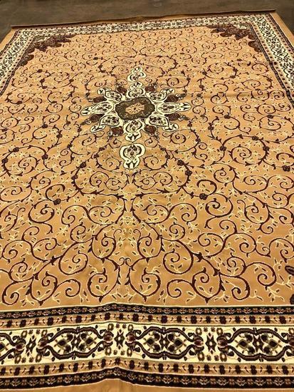 Turkish Machine Made Oriental Design Carpet