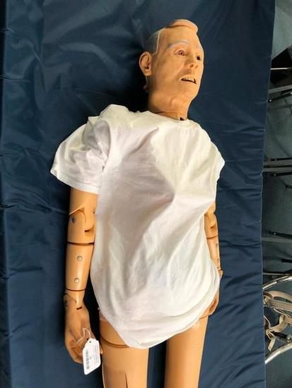 Healthcare mannequin