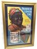 Framed Advertising Coffee Print