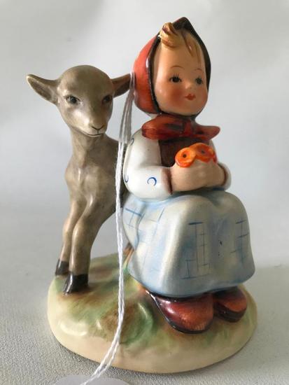 "Hummel Figurine ""Good Friends"" (#182)"